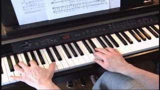 I Love Paris -- Cole Porter -- Piano