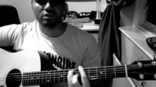 Dietrick/Damita Haddon -It All Belongs to You - Guitar Tutorial & Chords