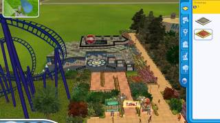 #2 SeaWorld Adventure Parks Tycoon 2