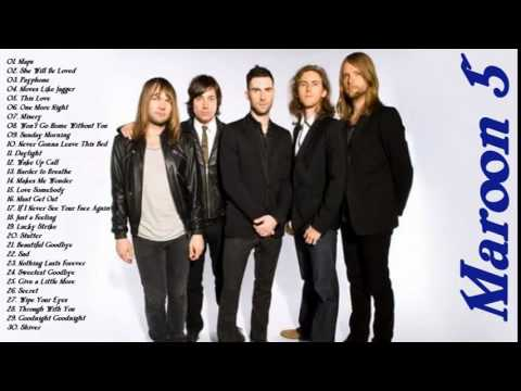 Maroon 5 Songs MP3 Top 10 Hits Free Download