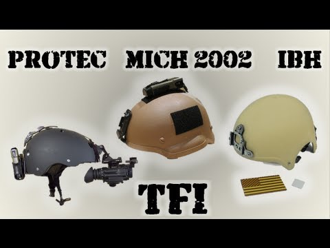 IBH MICH2002 PROTEC Recensione by Softair TFI