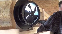 yellowblue™ Solar Gable Fan Install Video