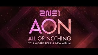 2NE1-ALL OR NOTHING 'THE INTERVIEW'