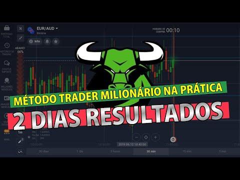 método trader milionário onde comprar