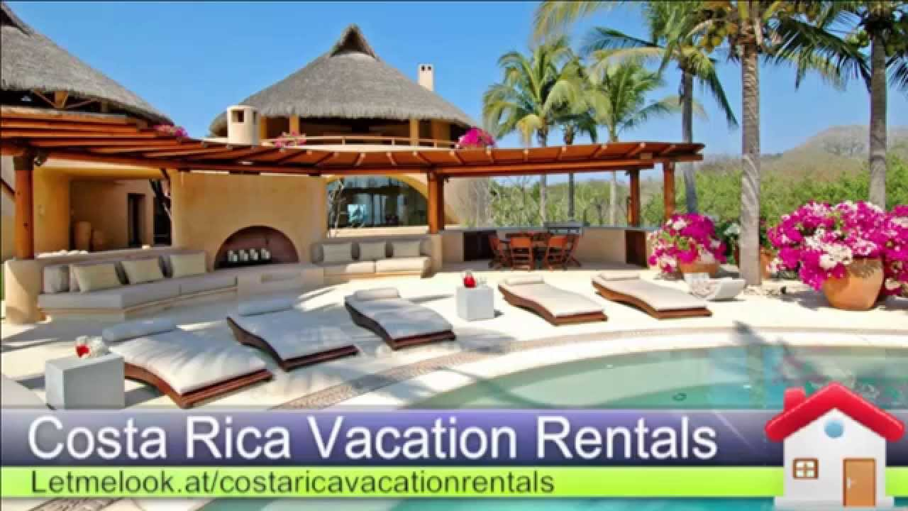 Costa rica vacation rentals best costa rica vacation for Vacation homes for rent in costa rica