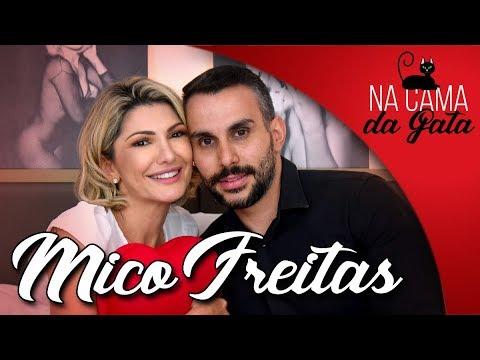 #NACAMADAGATA com MICO FREITAS