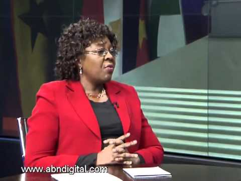 Dr Valentine Douala-Mouteng - CEO, Pan African Business Coalition on HIV Health - Part 2