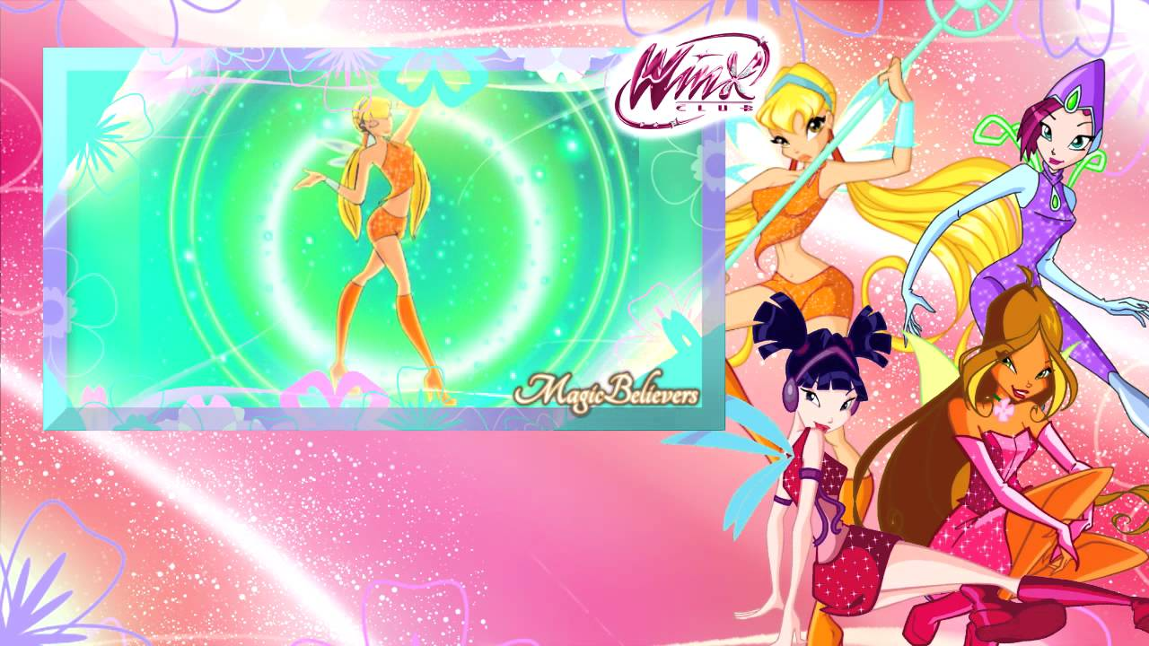 Winx Club 1 Episode 2 - Magic Winx DVD-Rip - [Finnish ...