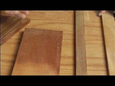 How to Repair Wood Veneer Furniture Type of Wood for Veneer