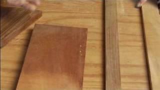 How To Repair Wood Veneer Furniture : Type Of Wood For Veneer Furniture Patch
