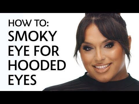 Smoky Eye for Hooded Eyes Tutorial | Sephora thumbnail