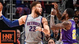 Utah Jazz vs Detroit Pistons Full Game Highlights | 01/05/2019 NBA Season