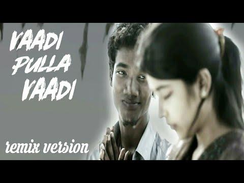 Vaadi Pulla Vaadi Song – Hip Hop Tamilaa Album || EC Srinath