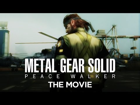 Metal Gear Solid: Peace Walker - The Movie...