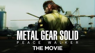 Metal Gear Solid: Pea ce Walker - The Movie [HD] Full Story