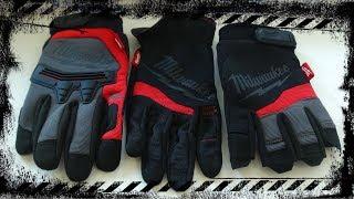 Обзор перчаток Milwaukee - Видео от Deal Do