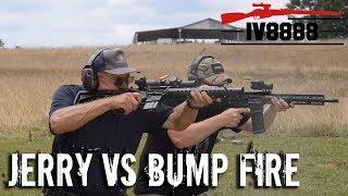 World's Fastest Shooter vs Bump Fire