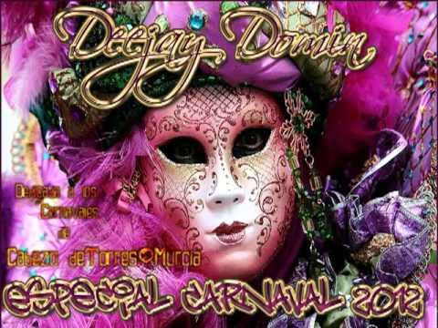 01.Carnavales 2012 Deejay Domin Especial Carnavales Cabezo de Torres-Murcia