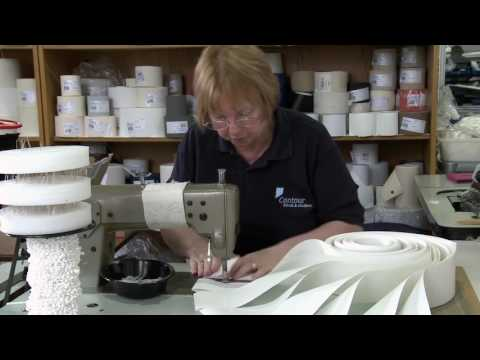 Contour Blinds and Shutters, Manufacturing – Whitley Bay and Benton