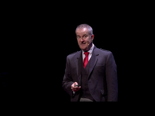 Big Hairy Audacious Goals and the power of music | Trevor Gibson | TEDxZagreb