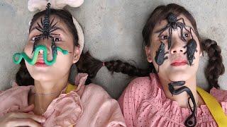 Trò Chơi Đi Bắt Chuột - Rắn - Nhện - Bọ Cạp❤️ BABA TV ❤️
