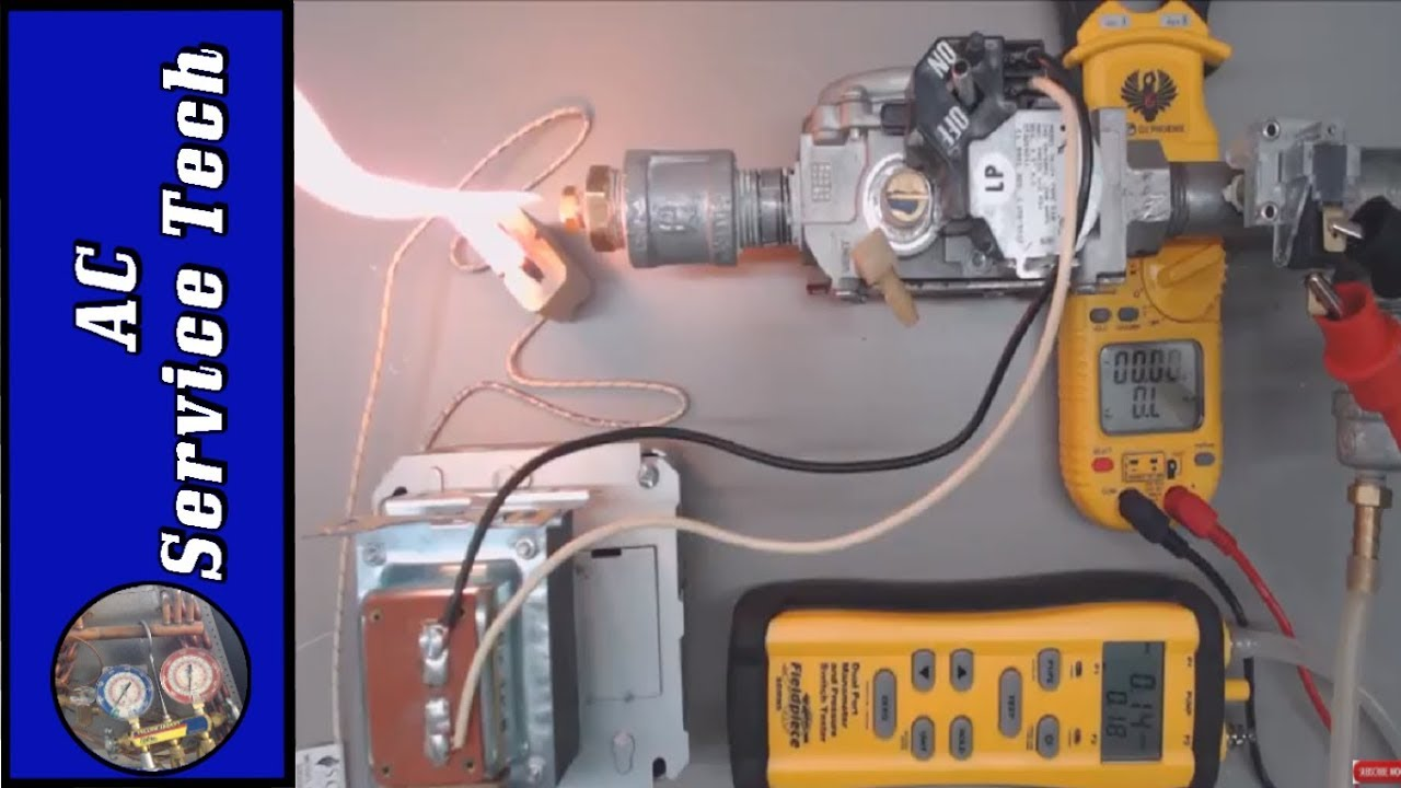 Gas Furnace Low Pressure Switch Testing And Why You Should Wiring A Install Them