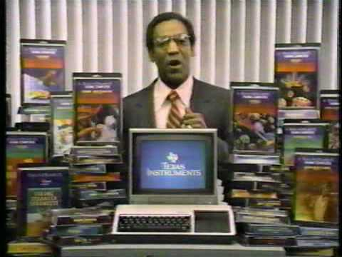 Bill Cosby The Computer Dude
