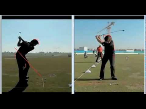 Robert Rock Video Analysis | Modern Golf Swing