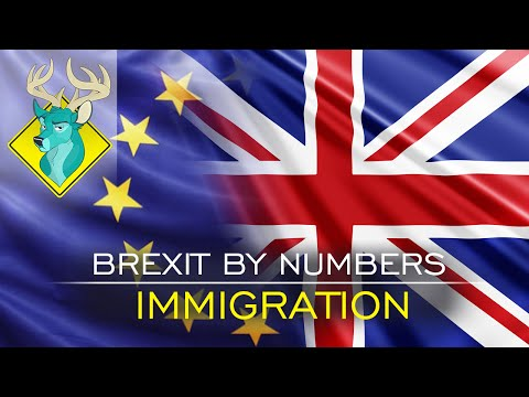 TL;DR - Brexit By Numbers: Immigration