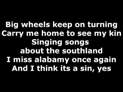 Lynyrd Skynyrd  Sweet Home Alabama  Lyrics IN  + Description HD
