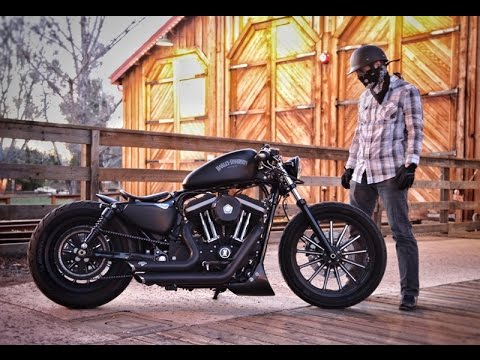 2013 Harley Davidson Custom Sportster  Turn The Page