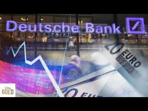 DEUTSCHE BANK On the Brink of Global Financial Collapse !