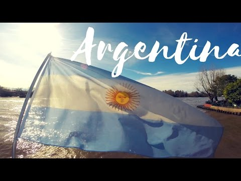 The Argentina's Experience  - Trip Therapy GoProHero HD