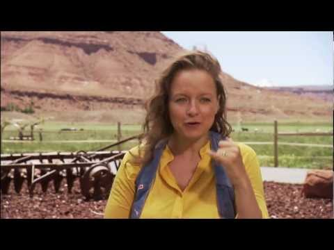 John Carter:  On Set  Samantha Morton HD