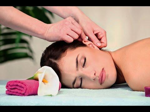 (3D binaural sound) - Asmr lotion ear massage