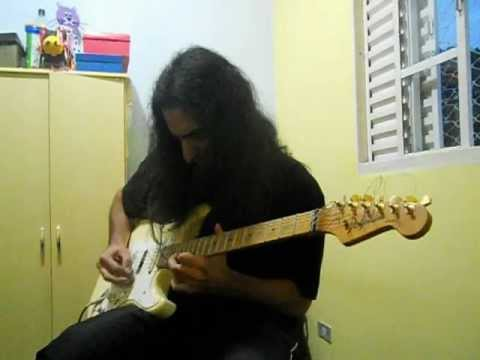 Ritchie Blackmore's Rainbow - Stargazer Solo by Carlos Kippes