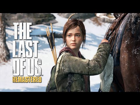 THE LAST OF US - Remastered - #26: Ellie se vira Sozinha