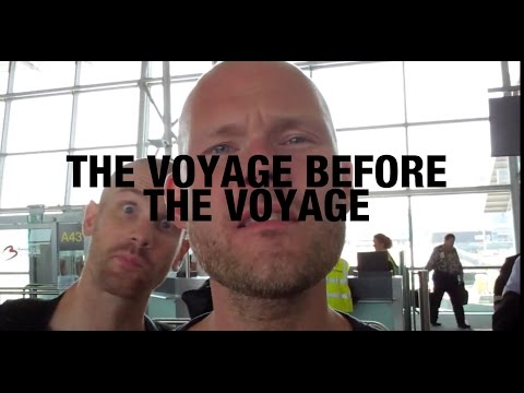 This is the voyage before The Voyage...
