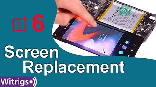 OnePlus 6 Screen Replacement - Repair Guide