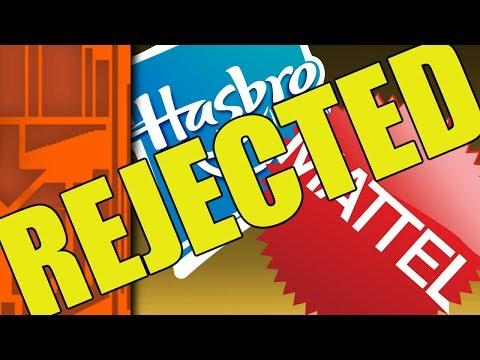 NEWS UPDATE: Mattel & Hasbro Merge Rejected | TF-Talk #128.2