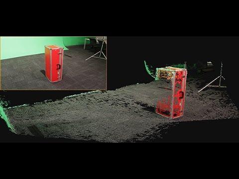 Create 3D Point Clouds in Nuke - Tutorial