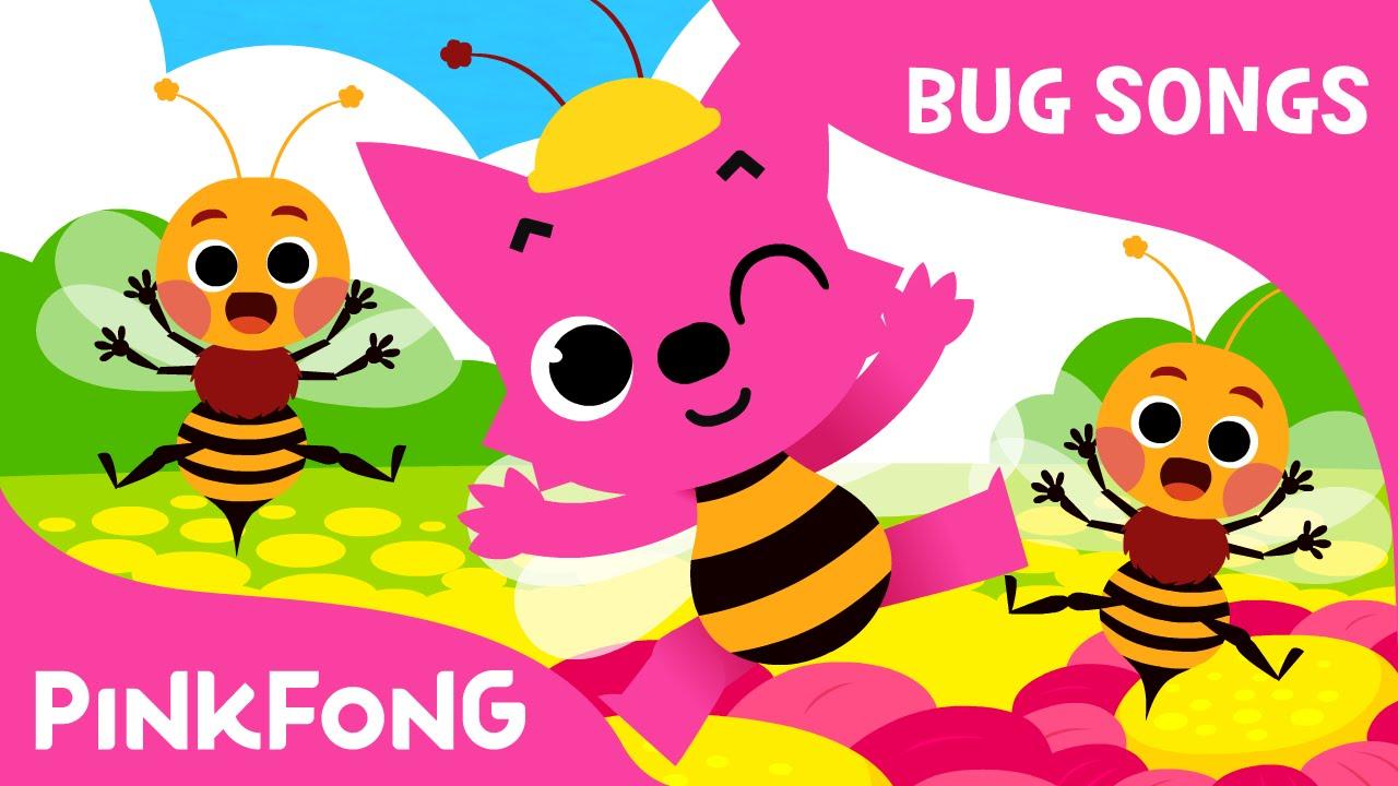 bugs bugs bugs bug songs pinkfong songs youtube