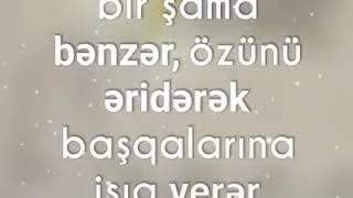 Muəllim Adi Muqəddəsdir Youtube