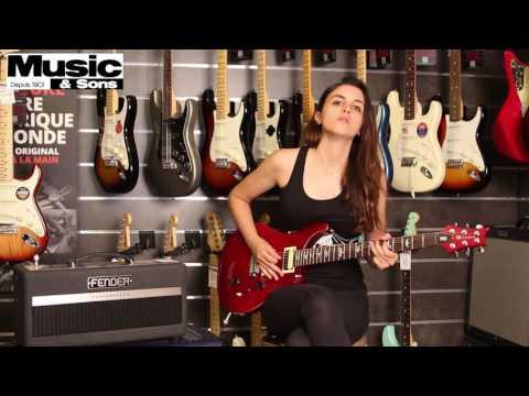 Fender Bassbreaker 15 Head Demo