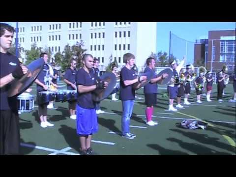 The University of Akron Drumline
