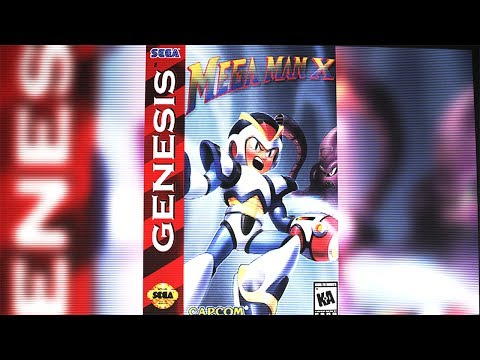 Mega Man X - Full Soundtrack (Sega Genesis)