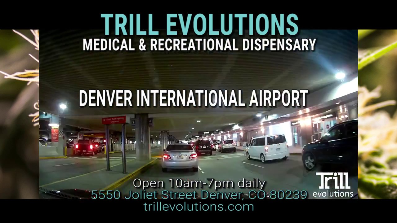 Weed Dispensary Near Denver Airport - Marijuana Recreational