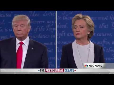 """Trump And Hilary Singing: """"I Got You Babe."""" From Sonny And Cher"""