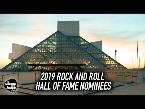 2019 Rock and Roll Hall of Fame Nominees Mp3
