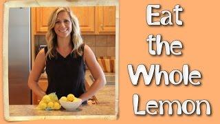 Use the Whole Lemon